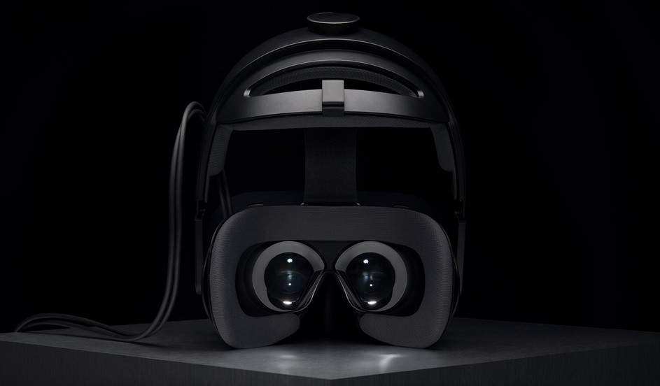 Varjo VR-1 Headset Back